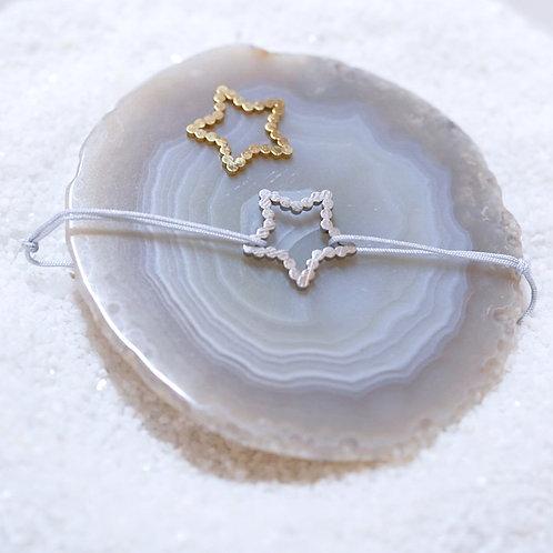 Armband Stern