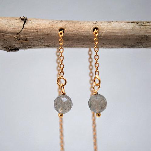Ohrringe Chains