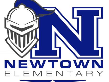 Jill Duffy Designs Rebrands Newtown Elementary
