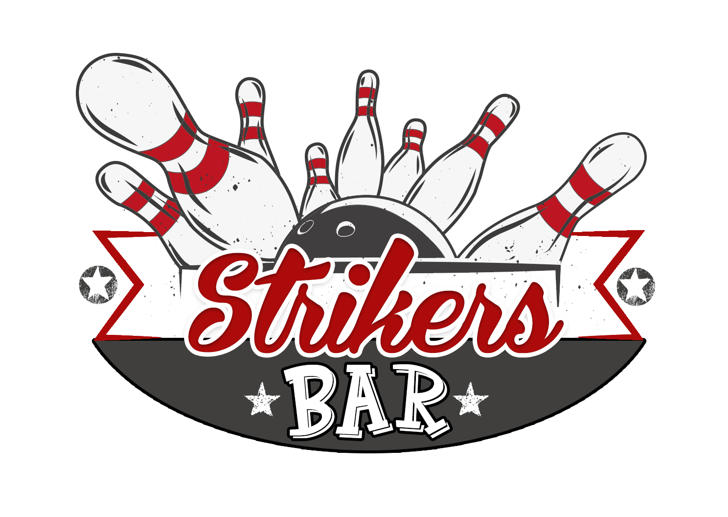 Strikers Bar Knob Hill Bowling Lanes