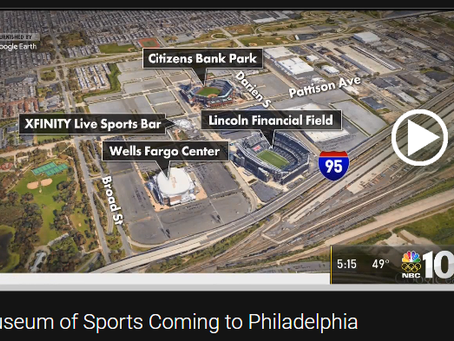 Museum of Sports Coming to Philadelphia - NBC10's Rosemary Connors has the story.