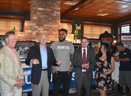 VIP Benefit for the Museum of Sports