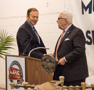 Museum of Sports Press Conference February 14, 2018