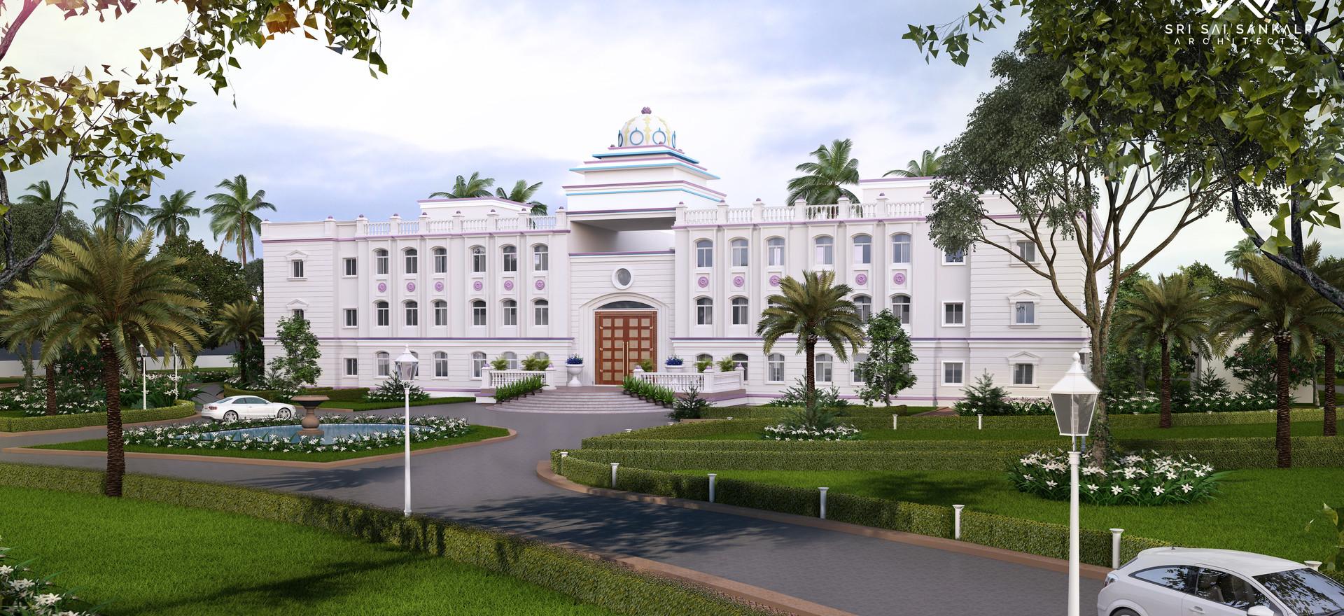 Sri Sathya Sai Sharadaniketanam
