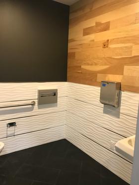 Dental Office bathroom