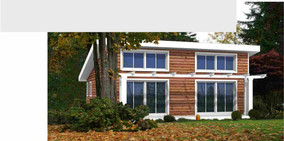 Natural one 900 Sqft Single story