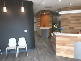 Dental Office front Area