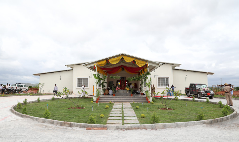 Sri Sathya Sai Karunyaniketanam, Tumkur