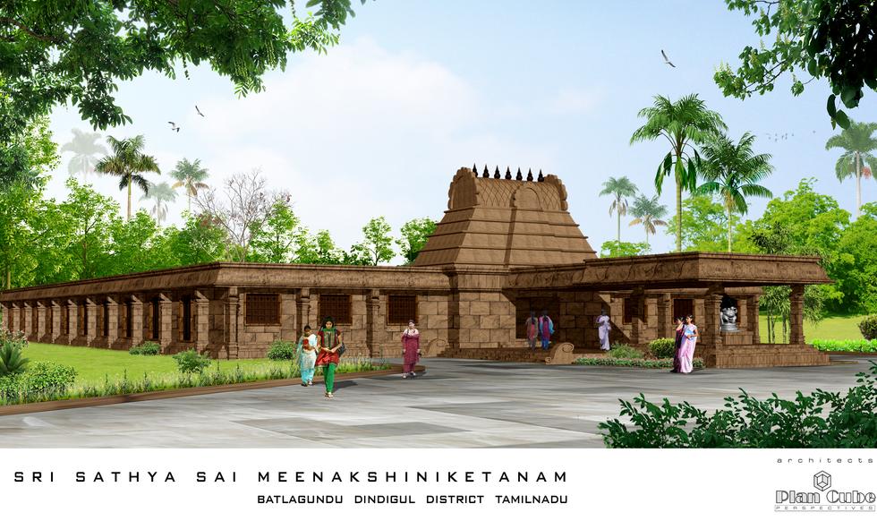 Sri Sathya Sai Meenakshiniketanam