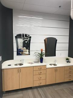 Dental Office Patients sink
