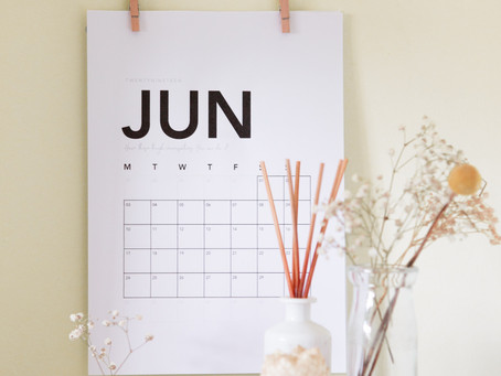 Month In Review - June