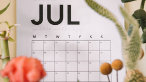 Month In Review - July