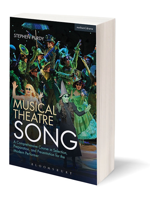 Musical Theatre Song - Signed by the Author