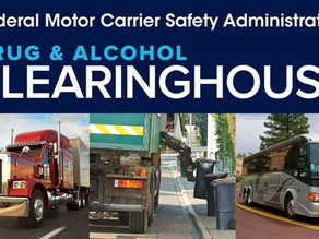 Drug & Alcohol Clearinghouse Update