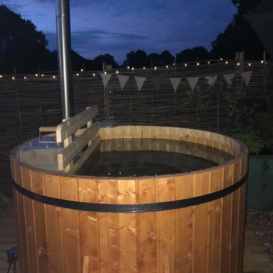 Vilanelle night night sky tub