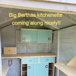 Big Bertha - kitchenette