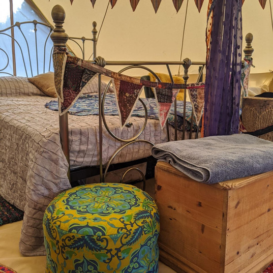 Big Bertha king size bed