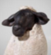 木彫 川島史也 羊