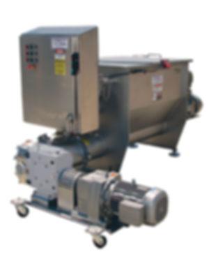 FPEC Corp. Food Processing Equipment Standard Vacuum Pump System