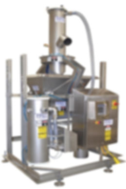 FPEC Corp. Food Processing Equipment Vacuum Metering System