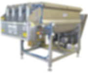 FPEC Corp. Food Processing Equipment Open Mixer
