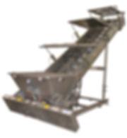 FPEC Corp. Food Processing Equipment Twin Screw Conveyor