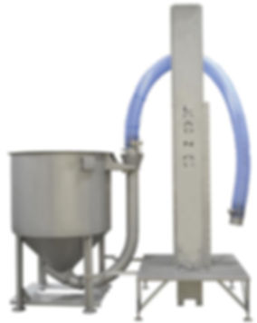 FPEC Corp. Food Processing Equipment Load 'N Go Product Transfer System