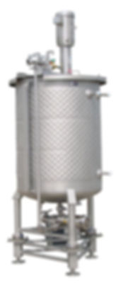 FPEC Corp. Food Processing Equipment Brine Mix Chill System