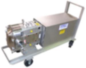 FPEC Corp. Food Processing Equipment Standard Vacuum Pump