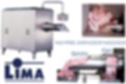 FPEC Corp. Food Processing Equipment Lima Separator