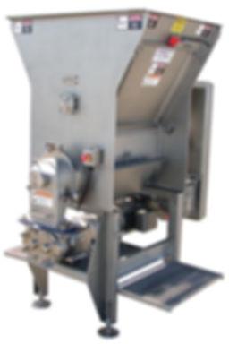 FPEC Corp. Food Processing Equipment Vertical Vacuum Meat/Food Pump