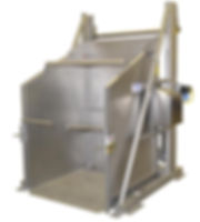 FPEC Corp. Food Processing Equipment HY-LIFT Dumper