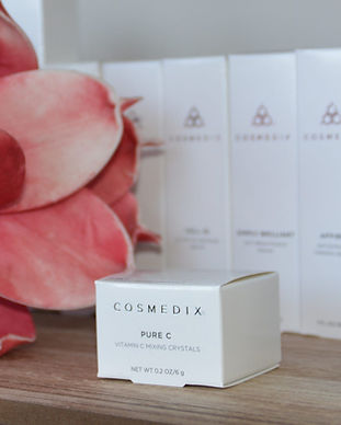 Producten van Cosmedix
