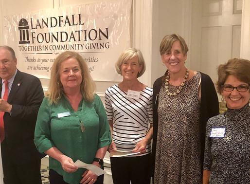 Hill School of Wilmington Chosen  as 2019 Landfall Grant Recipient