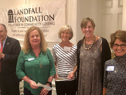 Hill School of Wilmington Chosen  as 2019 Landfall Grant Recipient