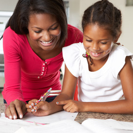 Surviving Homework with Your Child