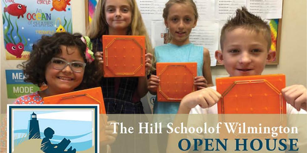 Hill School of Wilmington Open House