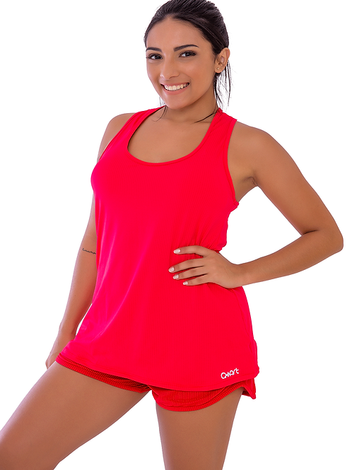 Camiseta Nadador Básica Top Fit