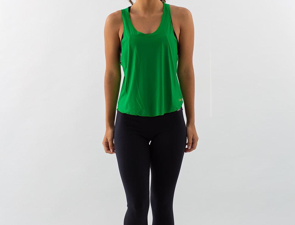 Camiseta Nadador Top Fit Verde