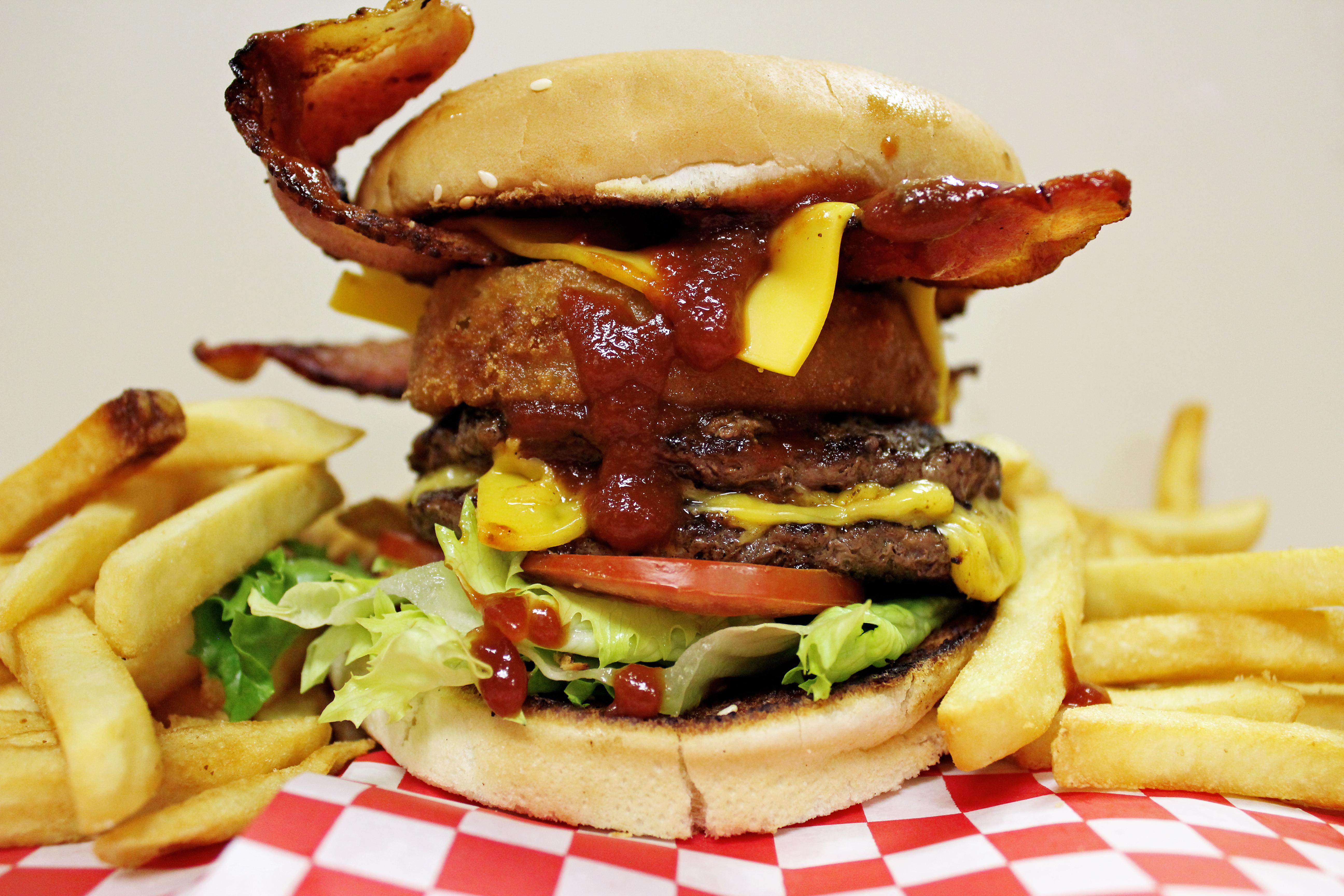 WesternBBQbaconburger