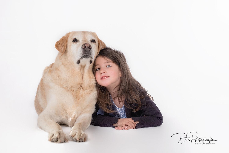 Studio Portrait/Family
