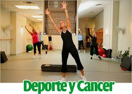 Ejercicios a sobrevivientes de Cancer