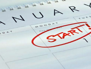 New Year's Resolutions for Small Businesses