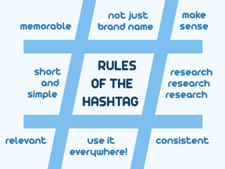 Hashtags…Fad or Not?