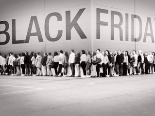 Black Friday…Not as great as it used to be?