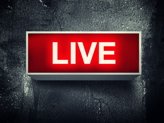Live Streaming Video- Should your business be doing it?