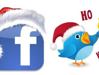 """""""Twas the Night Before Christmas- A Social Media Version"""
