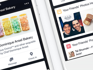 Facebook Makes Inroads to Yelp and Foursquare