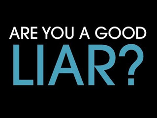 Are You a Good Liar? Take the Test.
