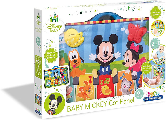 Disney Baby Mickey Pannello Culla